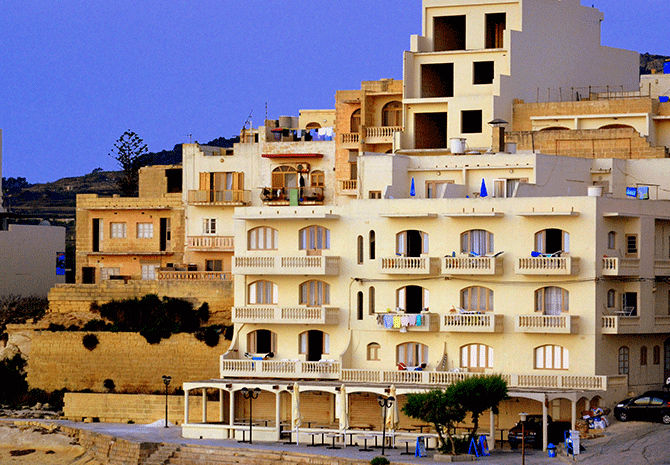 Accommodation Malta, Services Malta, Horizon Complex Gozo Malta